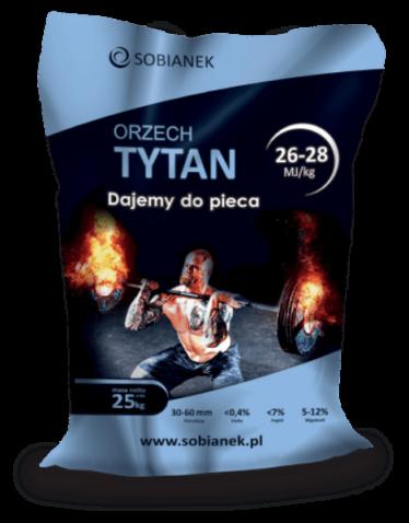orzech tytan sobianek