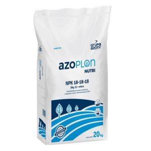 Azoplon Nutri npk 18 18 18 mg s mikro opakowanie 20kg