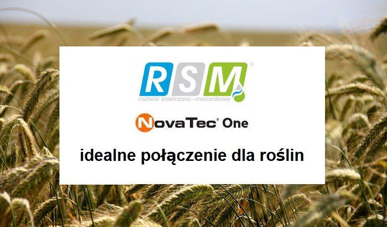 RSM i NvaTec ONE - idealne połączenie dla roślin