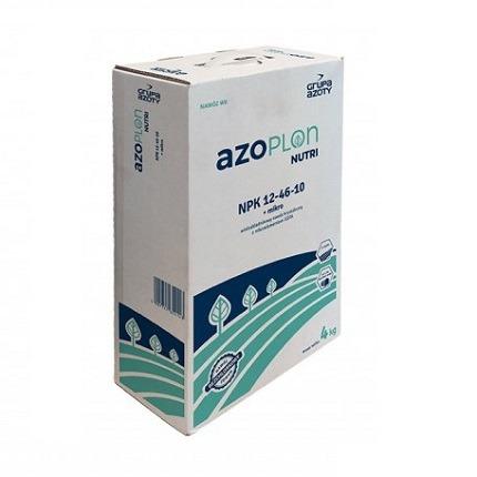 Azoplon Nutri NPK 12-46-10 mg s mikro opakowanie 4kg
