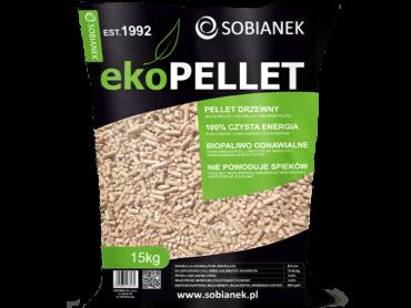 ekoPellet Sobianek opakowanie 15kg