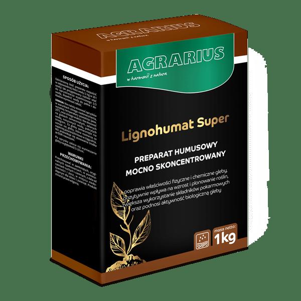 Lignohumat Super opakowanie 1kg Agrarius