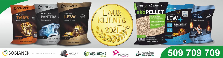 najlepszy ekogroszek i pellet laur klienta 2021