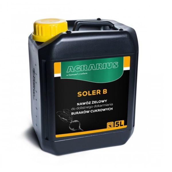Soler B do buraka cukrowego opakowanie 5l