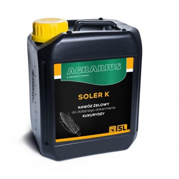 Soler K do kukurydzy opakowanie 5l