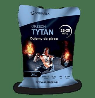 Orzech dwa Tytan opakowanie 25kg