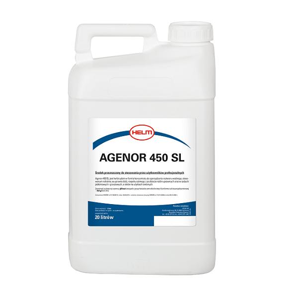 Agenor 20L opakowanie