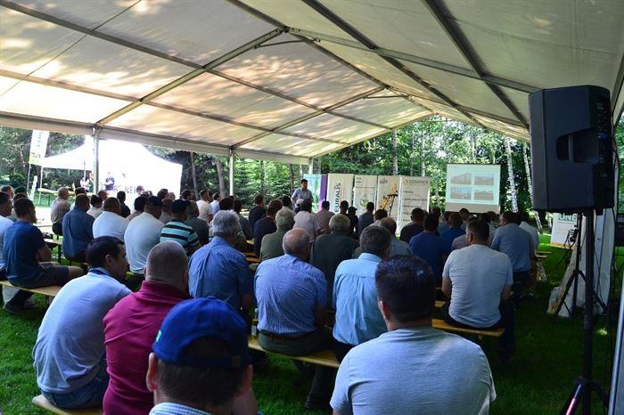 Szkolenie dla rolników na temat stosowania RSM w Rogowie