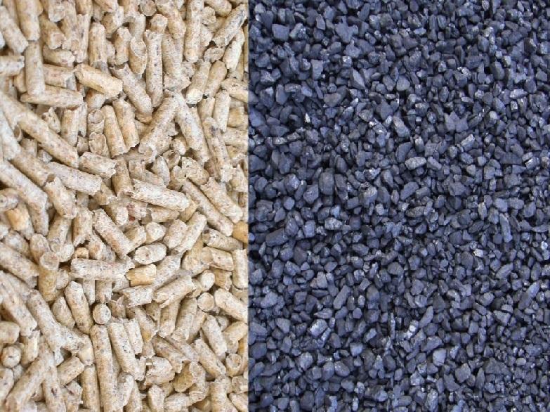 Czym ogrzewać dom? Pellet czy ekogroszek. Porównanie cen pelletu i ekogroszku