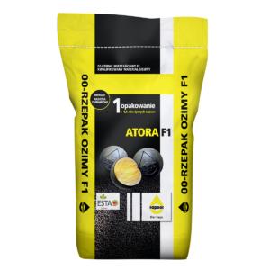 Rzepak ozimy ATORA od RAPOOL odmiana mieszańcowa opakowanie 10 kg