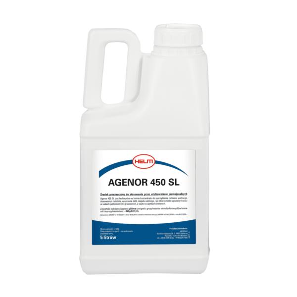 Agenor chwastobójczy preparat opakowanie 5 l