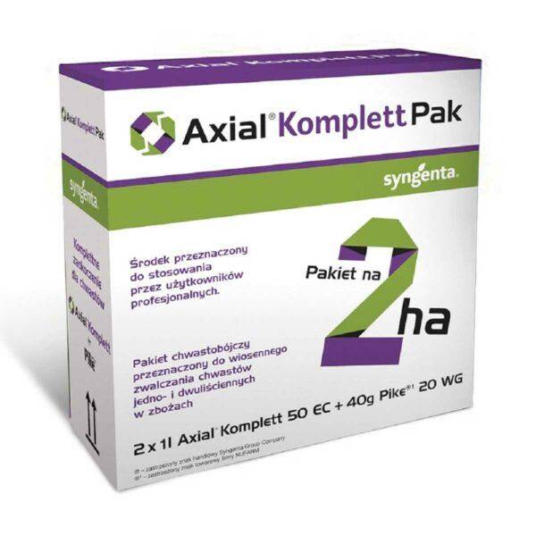 Axial Komplett Pack opakowanie 2x 1litr