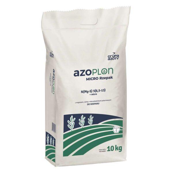 Nawóz Azoplon Micro Rzepak opakowanie 4 i 10 kg producent Grupa Azoty