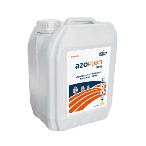 Płynny nawóz azoplon opti saletra wapniowa z borem opakowanie 20l