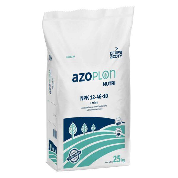 Azoplon Nutri NPK 12-46-40 opakowanie 4 i 25kg