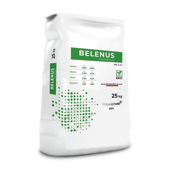 Belenus Calcium nawóz wieloskładnikowy opakowanie 25 i 500 kg