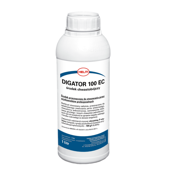Digator 100 EC koncentrat chwastobójczy