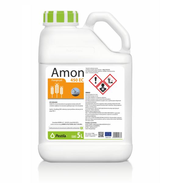 Fungicyd w formie koncentratu Amon 450 EC opakowanie 5 litrów