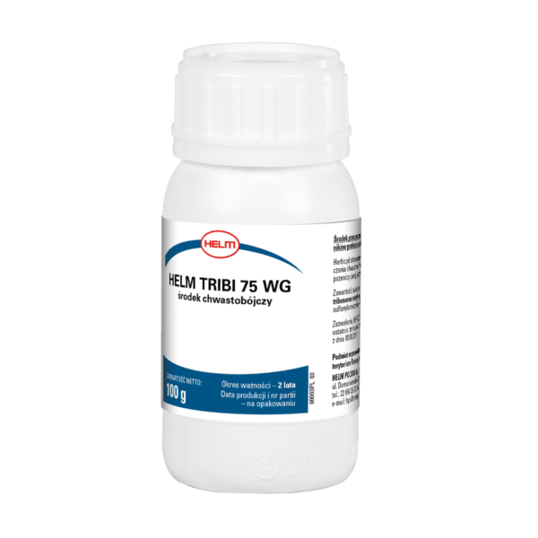 Helm Tribi preparat chwastobójczy opakowanie 100 gram