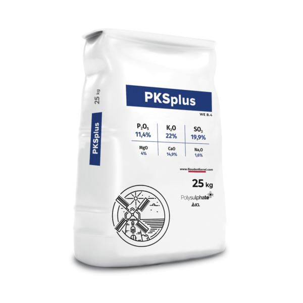 Nawóz minerany PKS PLus opakowanie 25 kg