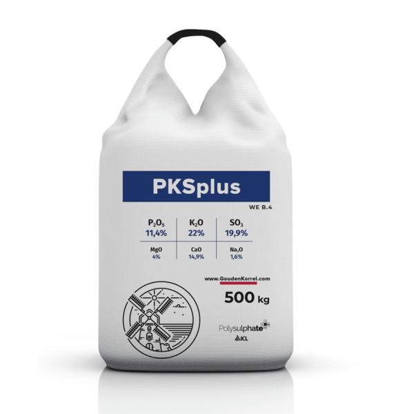Nawóz wieloskładnikowy PKS Plus opakowanie 500 kg