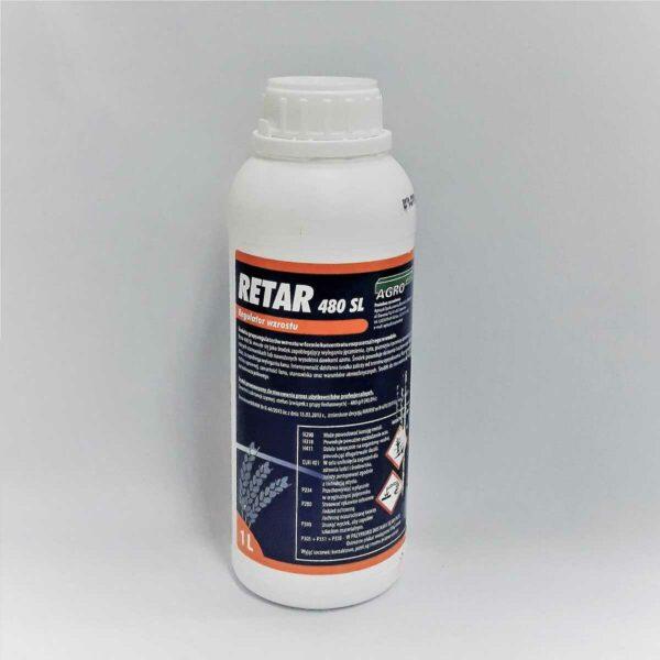 Regulator wzrostu Retar 480 SL opakowanie 1l