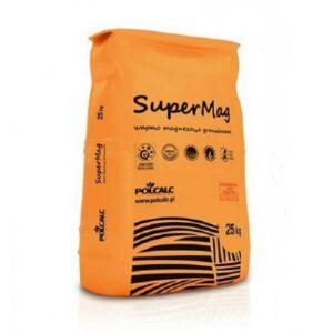 Wapno magnezowe SuperMag opakowanie 25 kg Polcalc