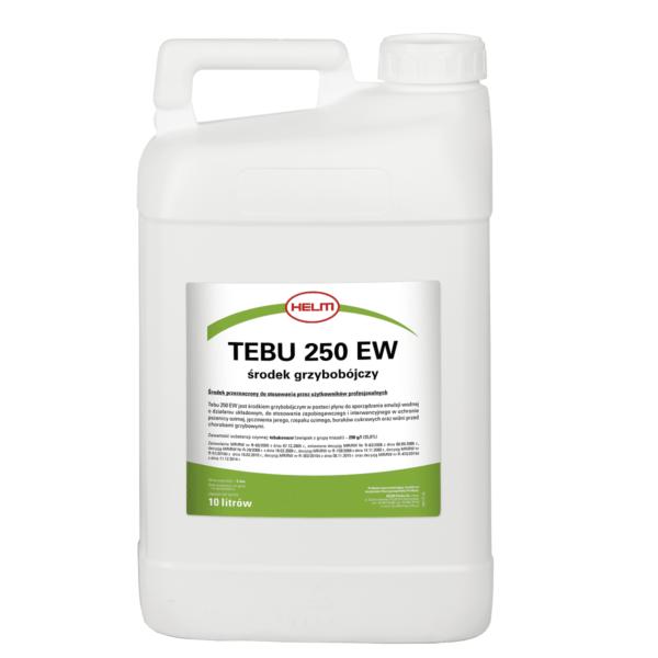 Środek grzybobójczy TEBU w opakowaniu 10 litrów