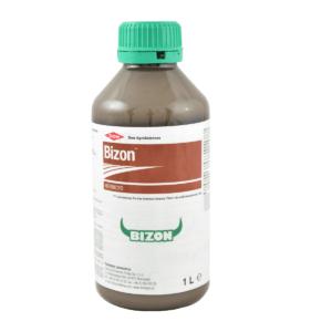 Środek chwastobójczy Bizon idealny do upraw ozimych opakowanie 1 litr