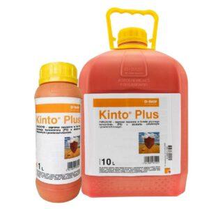Zaprawa fungicydowa Kinto Plus opakowanie 1l i 10 litrów