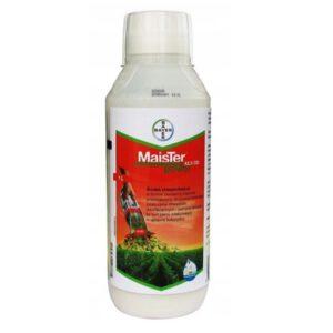 chwasty w kukurydzy skuteczne zwalczanie środek Maister Power bayer 1l